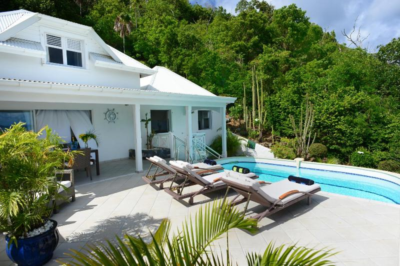 Mahogany, vacation rental in Anse des Flamands