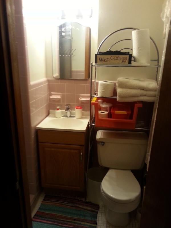 Luxury Muwuyu enSuite - Private bathroom