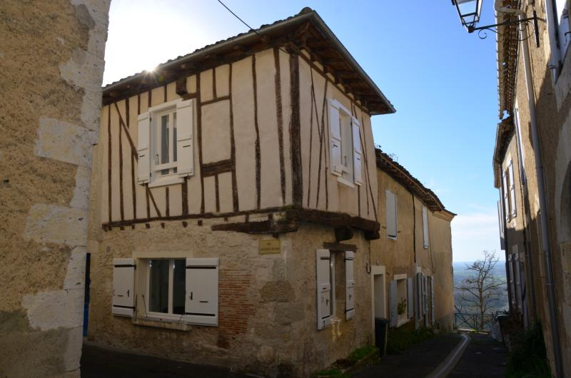 Welcome in Lactora ! - Charming little town house, holiday rental in L'Isle-Bouzon