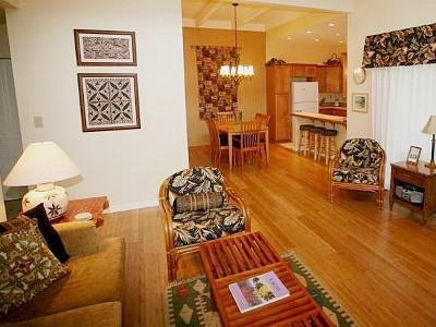 Tranquillity and elegance on the N. Shore of Kauai, vacation rental in Princeville