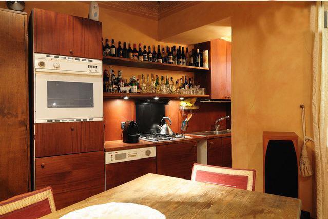Sala de estar/cocina