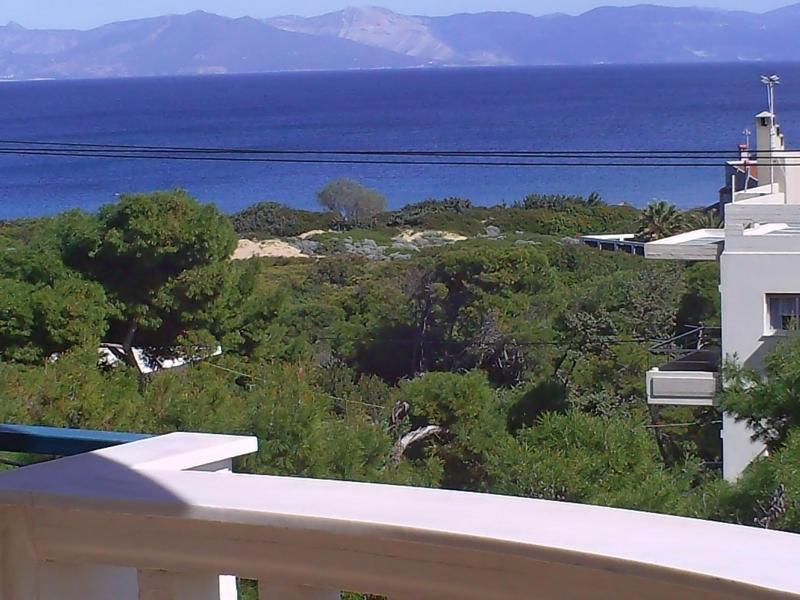 Sea view in Rafina, vacation rental in Rafina