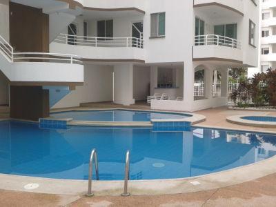 Duplex Apartment Tonsupa Beach w partial Oceanview, holiday rental in Esmeraldas Province