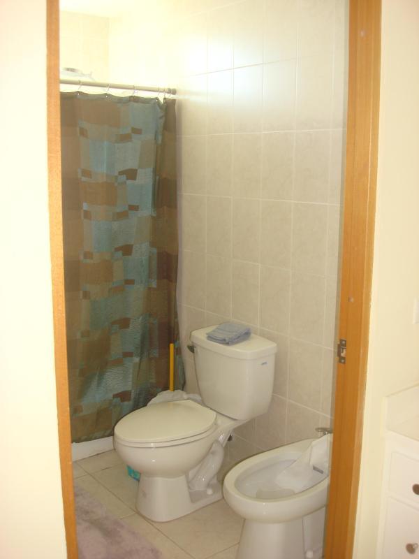 Master camera da letto con bagno e porta specchio enorme cabina armadio
