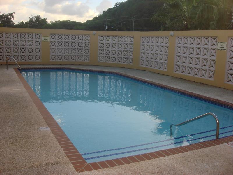 Private Community Pool