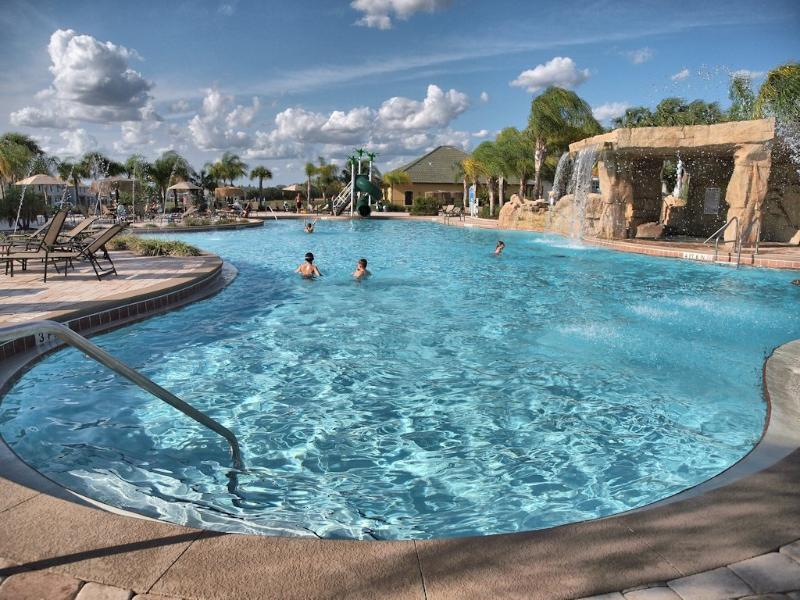 Resort Community Pool