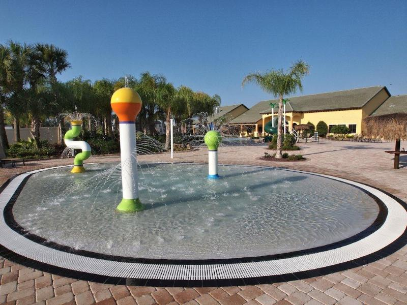 Paradise Palms Resort Community Childrens Pool