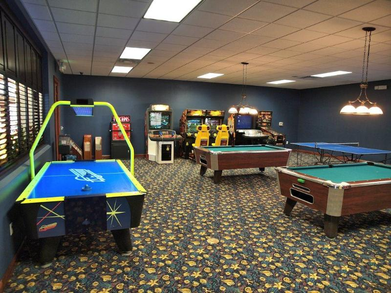 Play room in Clubhouse