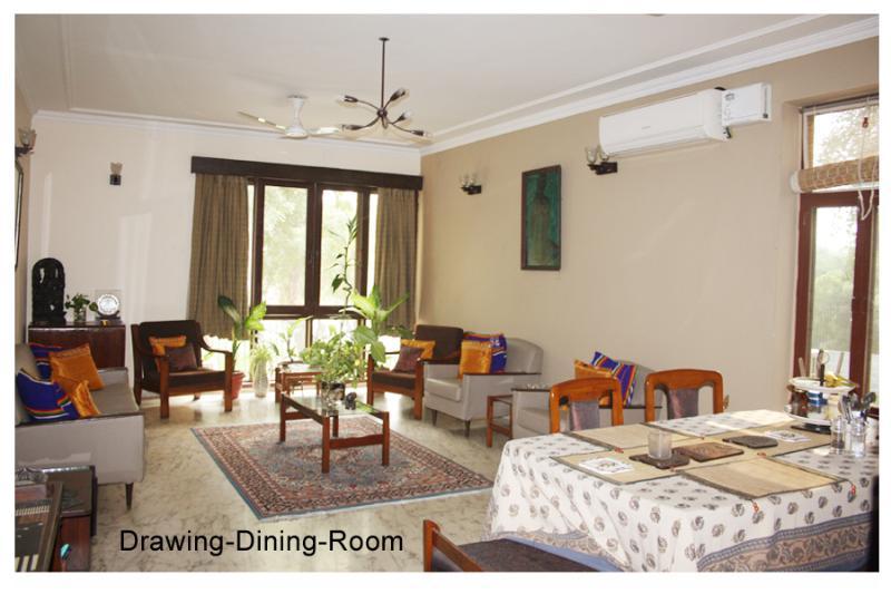 Chateau 39 B&B Delhi, Ferienwohnung in Neu-Delhi