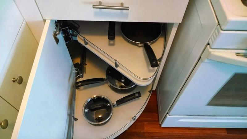 Non-stick pots and pans.