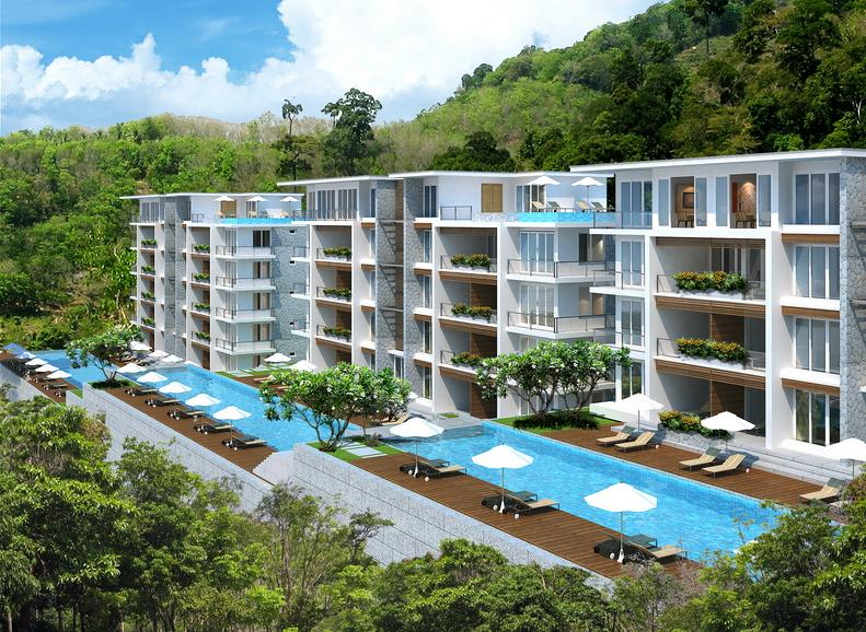 Pool Access Condo Patong - Kamala Falls, holiday rental in Patong