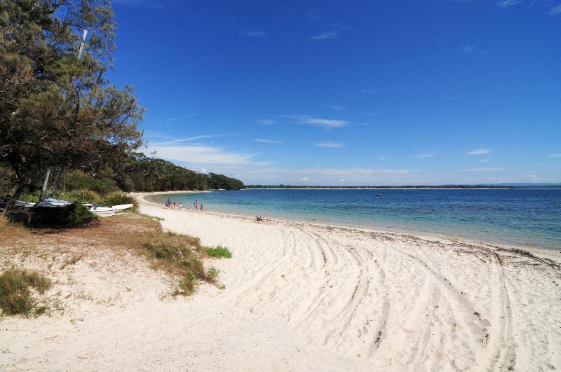 Rampe - Barfluer Beach