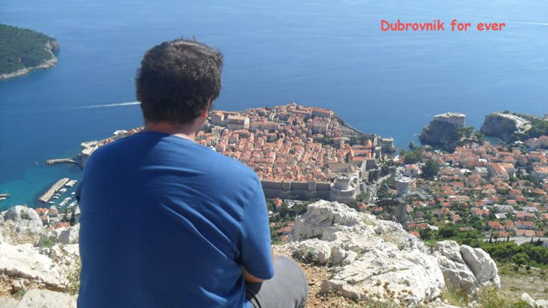 Dubrovnik - I love you and I will come again