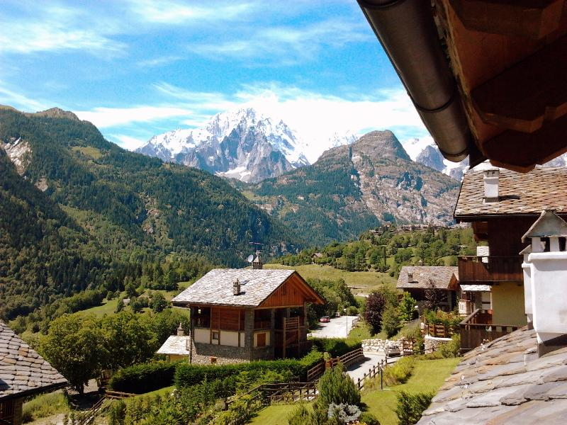 Courmayeur and Tour du Mont Blanc!, vacation rental in Morgex