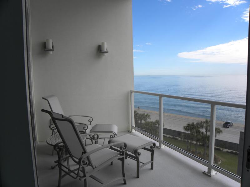 Tranquil Gulf Views from your private balcony