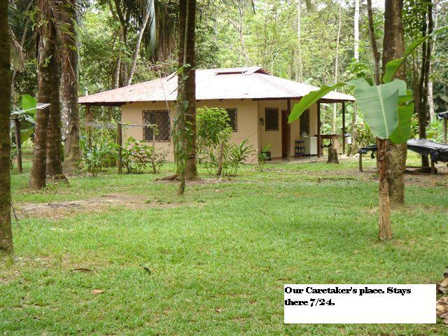 Caretaker's House