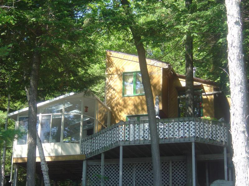 Rose Is cottage in 30,000 Islands of Georgian Bay, holiday rental in Parry Sound