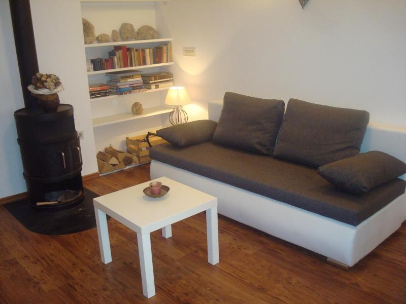 Jay's apartment, cozy & good location, holiday rental in Ljubljana