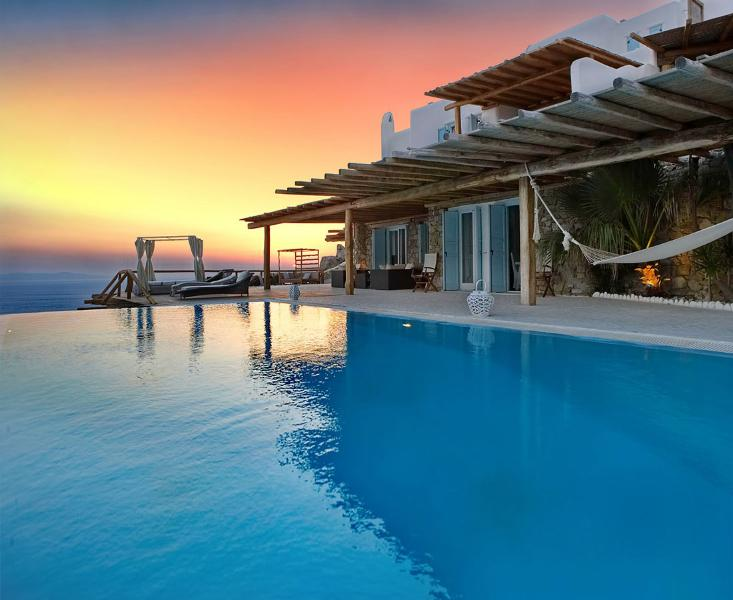 One and Only Sea View Villa, holiday rental in Faros Armenistis