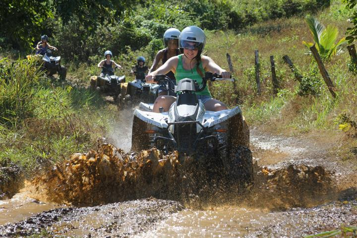 ATV Safari tour