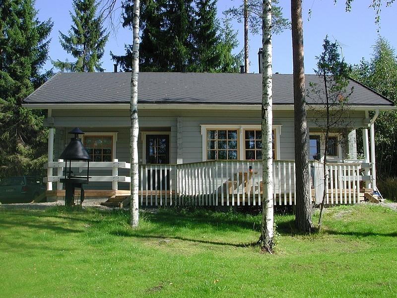 Cottages in central Finland, location de vacances à Laukaa