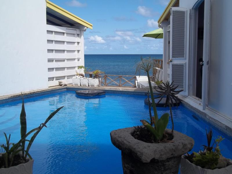 Keyhouse Dieppe Bay, holiday rental in St. Eustatius