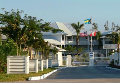 Enterance Resort