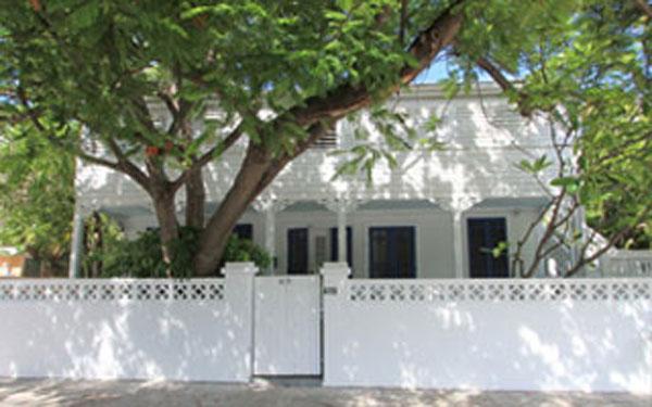 La maison de Bahama - Key West