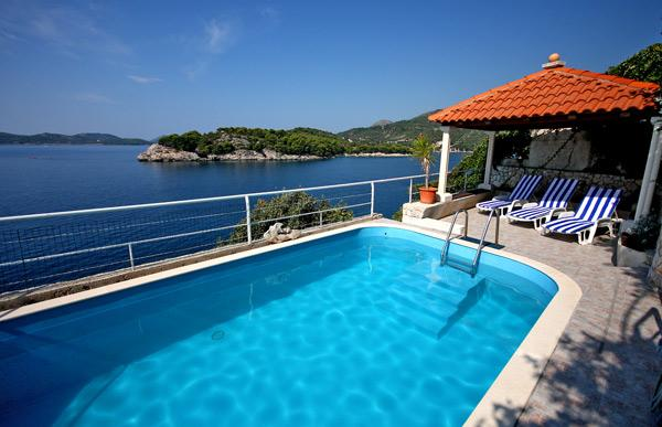 Summer house with pool for relaxing retreat, vacation rental in Dubrovnik