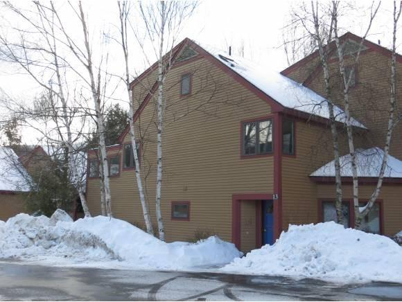 Beautiful Large Townhouse In the Heart of Waterville Valley, vacation rental in Wonalancet