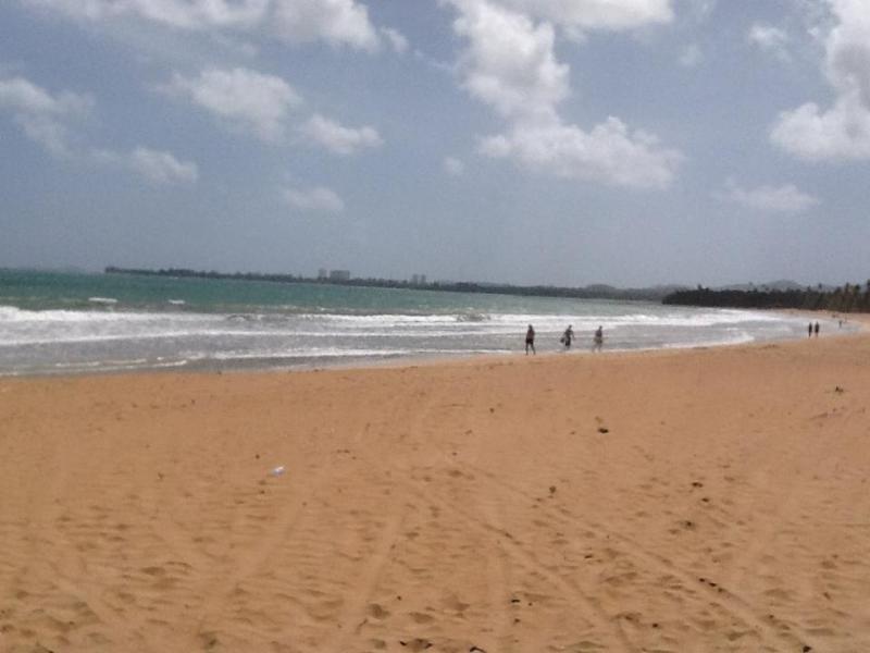 Beach club shore
