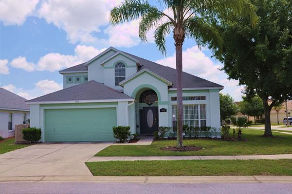 Disney Palms 5 bedroom vacation home rental near Disney World