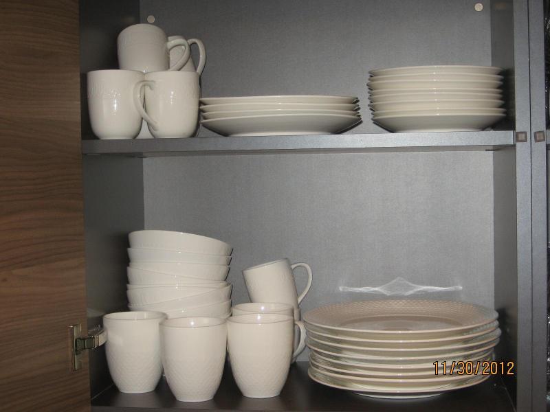 Fullt utrustad kök