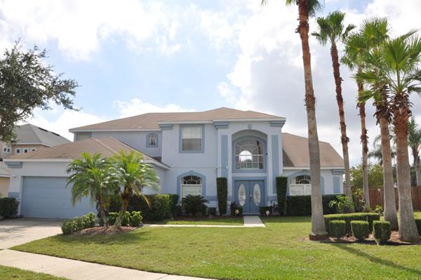 Paradise Palms Vacation Home Rental Near Disney World
