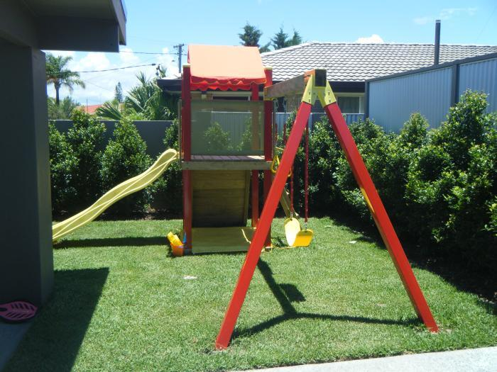 Play Ground for the kids.