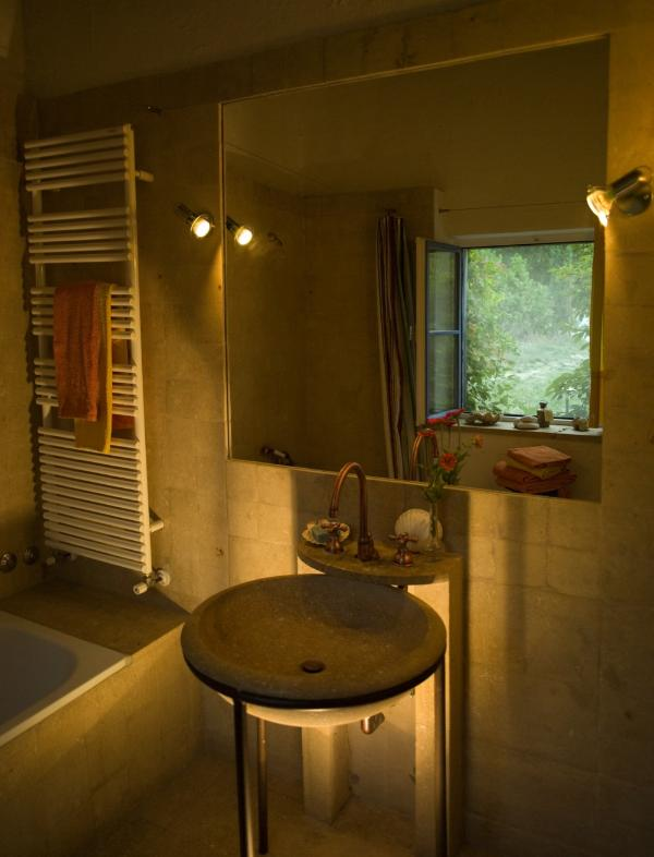 Apartment La Grapo at Countryhouse Villa La Rogaia Umbria,  bathroom