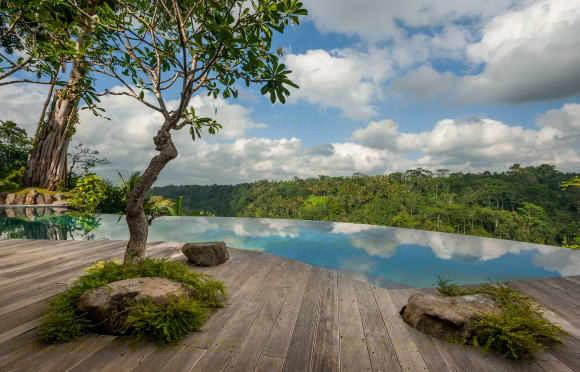 Villa Hartland Estate Ubud Bali 5 bedroom Luxury Staffed River Retreat, vakantiewoning in Ubud