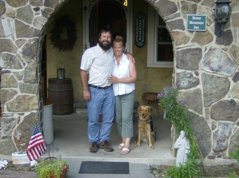Posaderos Bonnie & Ed Strosser