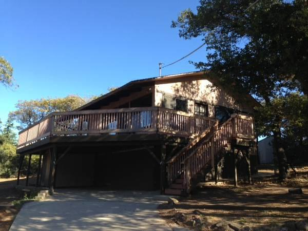 Pheasant Hill Cabin, dog friendly and close to town, casa vacanza a Julian