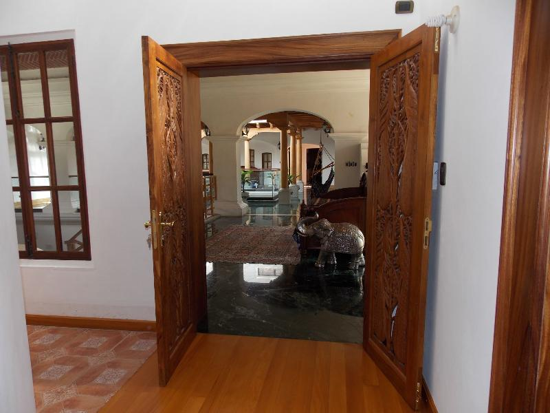 Main Private Bedroom Entrance