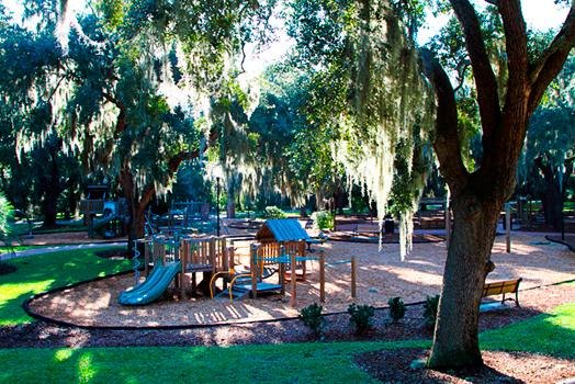 pigeon pt. park