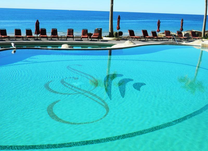 Belle vue depuis la piscine The Sea Resort Sonoran