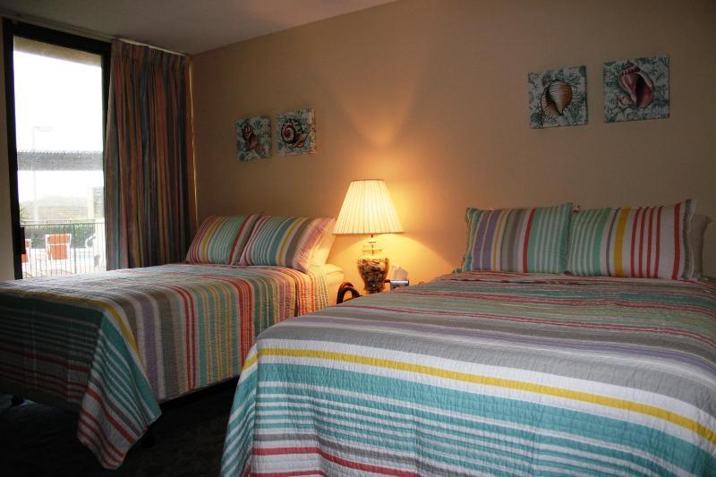 3er dormitorio (2 camas matrimoniales)