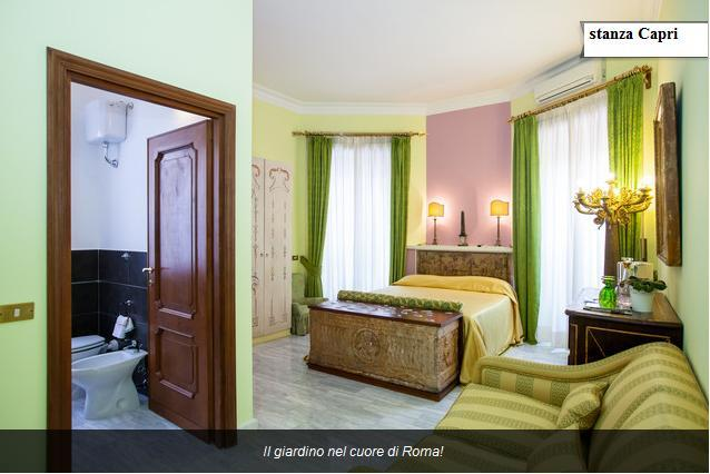 Capri Room (double or triple)