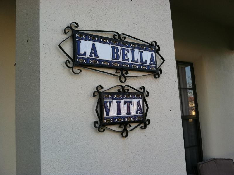 Welcome to La Bella Vita