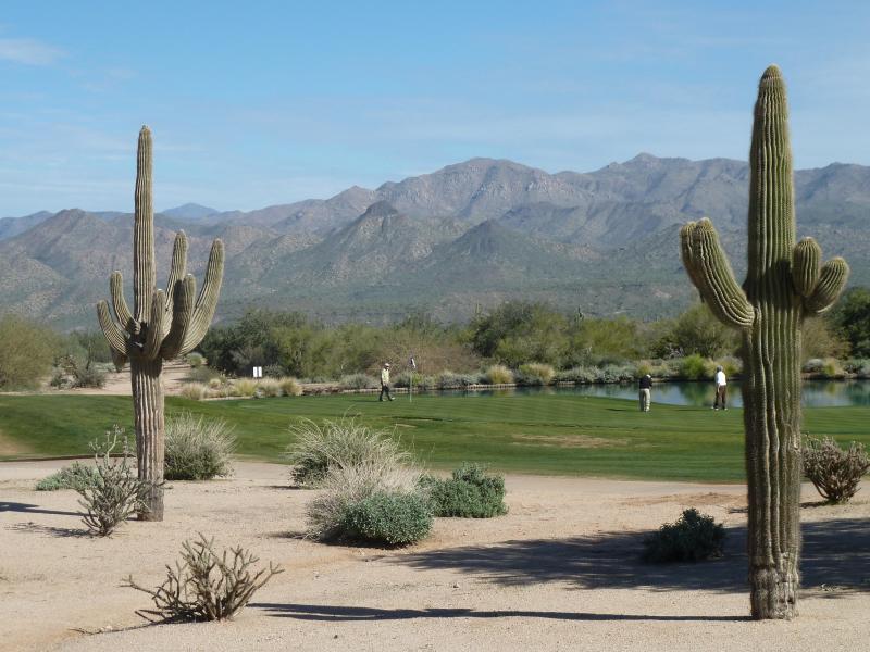 parcours de golf de Vista verde