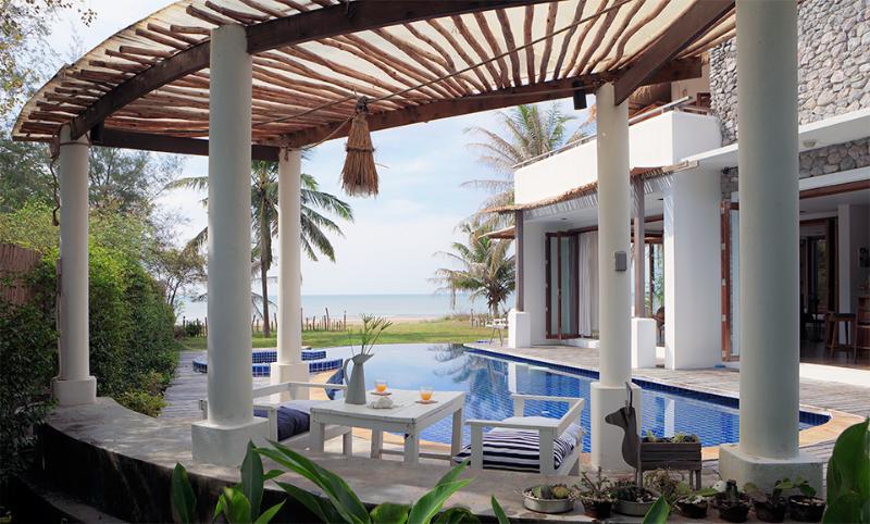 Hippuky Villa, vacation rental in Kui Buri