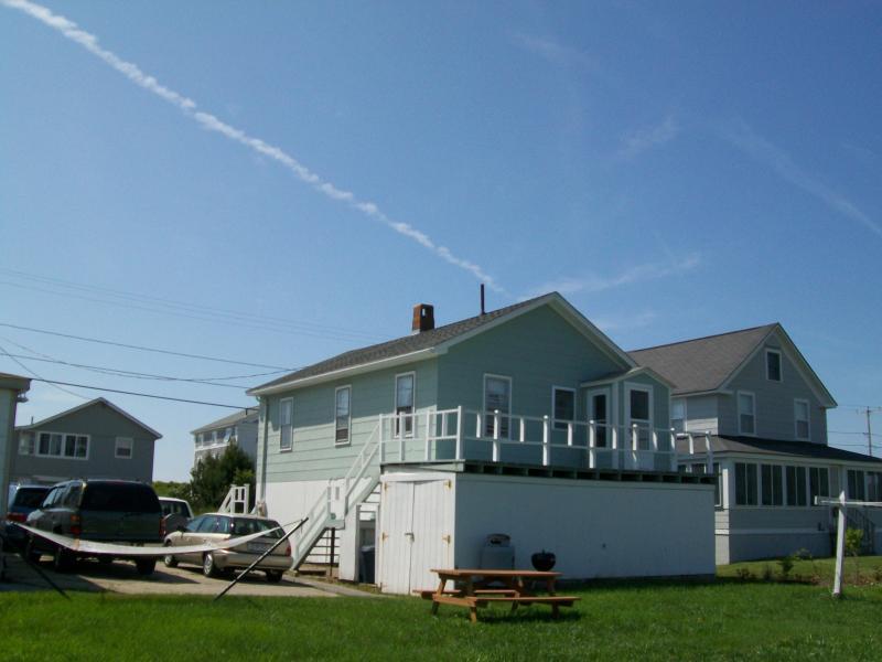 Back of Marguerite Cottage