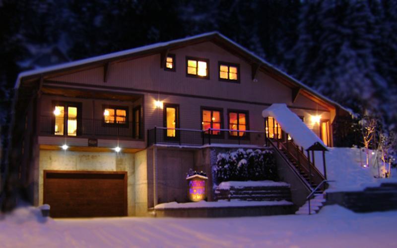 The Mullan House BNB / Winter