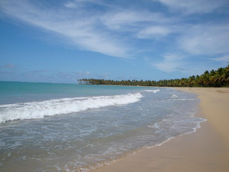 kilometers of beach just for yourself...